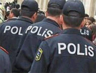 Azərbaycanda polis zabitinin oğlundan polis rəisinə şok ittiham