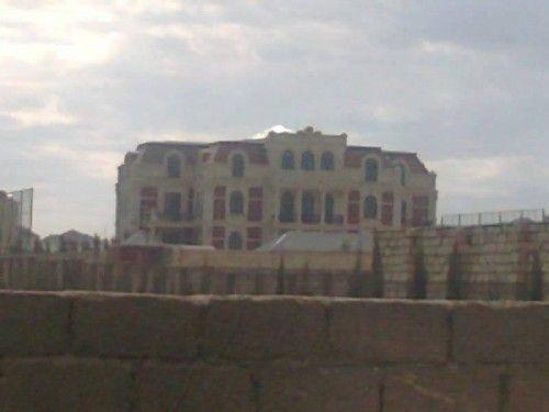 Tağı Əhmədovun villası tapıldı