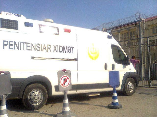 Penitensiar Xidmətdə «tank əməliyyatı»