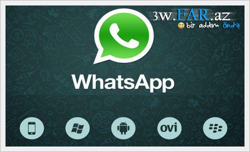 """""""WhatsApp""""ın yaramaz """"hədiyyəsi"""""""