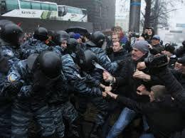 Krımda yerləşən Ukrayna DİN-in daxili qoşunları paytaxt Kiyevə ezam olunub.