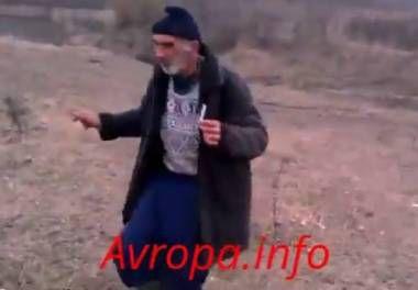 Azərbaycanda qocanın