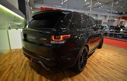 Eksklüziv Range Rover Sport