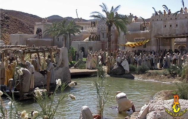İranlı rejissor Məcid Məcidi-nin rejissorluğunu etdiyi `Muhəmməd (s)` adlı bədii filminə aid bir neçə foto yayımlandı.