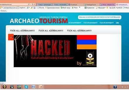 MİRAS-ın internet səhifələrinə haker hücumu olub