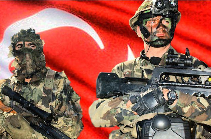 Türkiyə - Suriya sərhədində gərginlik: 5 əsgər yaralandı