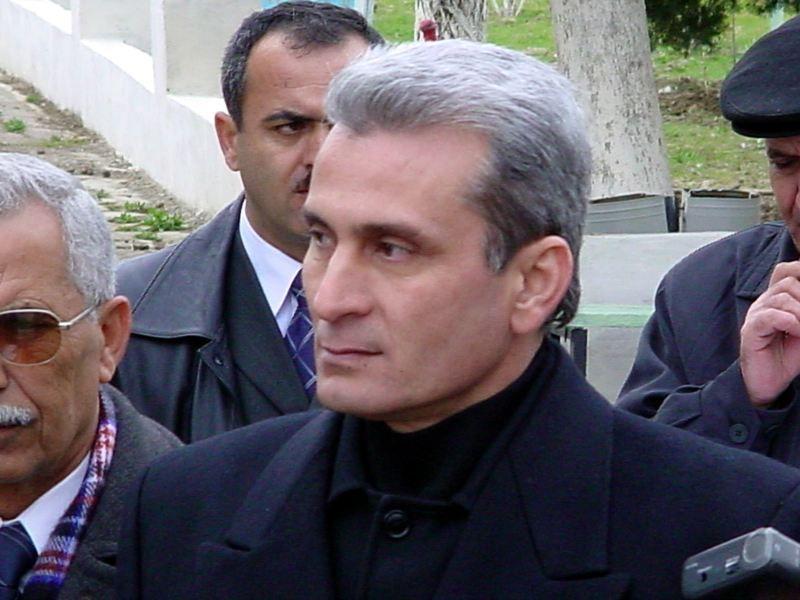 Dubay polisi Sürət Hüseynovu saxladı