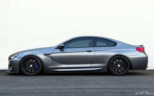Tam idman stilli BMW M6