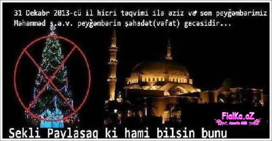31 Dekabr-HZ Mehemmed Peygemberin [s.a.s] Vəfatı və İmam Həsənin (ə) şəhadət Günü