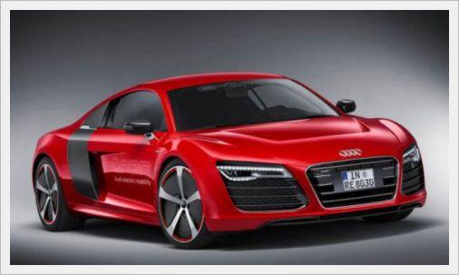Elektriklə işləyən Audi R8 seriyaya çıxacaq