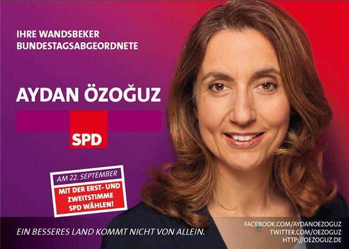 Almaniyada nazirlərdən biri türk olacaq - FOTO