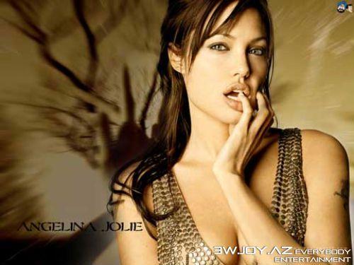 Angelina Jolie haqqında 16 maraqlı fakt