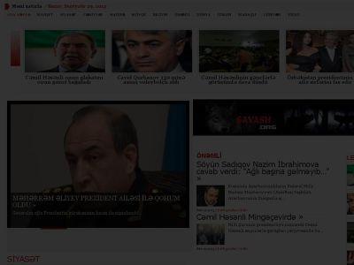 Savash.org saytı haker hucumuna məruz qaldı