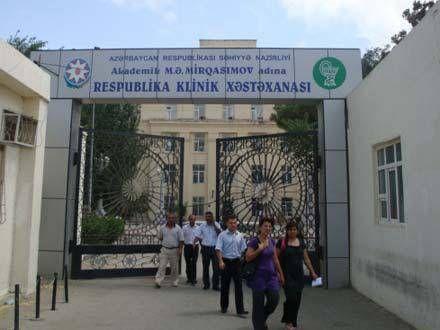 """Respublika Klinik Xəstəxanası rüşvət epidemiyası""""na yoluxub"""