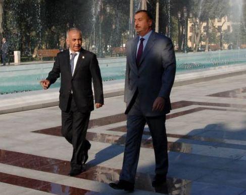 Hacıbala Abutalıbov Prezidentə hesabat verdi