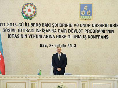 """Prezident: """"Zəng etdim Hacıbala Abutalıbova, dedim bu nə məsələdir?"""""""