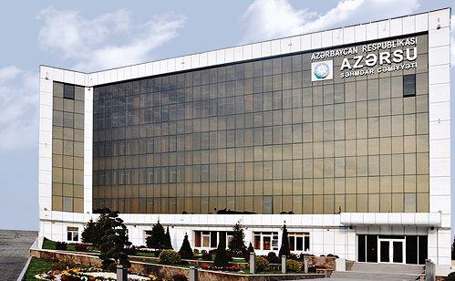 """""""Azərsu"""" rəsmisi restoranda qarət edildi"""