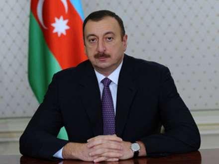 Prezident Qarabağ qazisinin özünün yandırmasına reaksiya verib