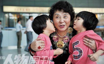60 yaşlı qadın əkiz uşaq doğub (FOTO)