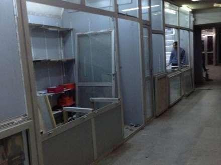 Tağı Əhmədov metrodakı obyektləri kiçildir