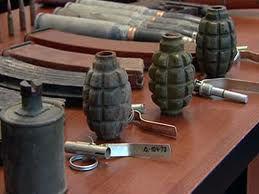 Qusarda vəhhabinin evindən silah-sursat tapıldı
