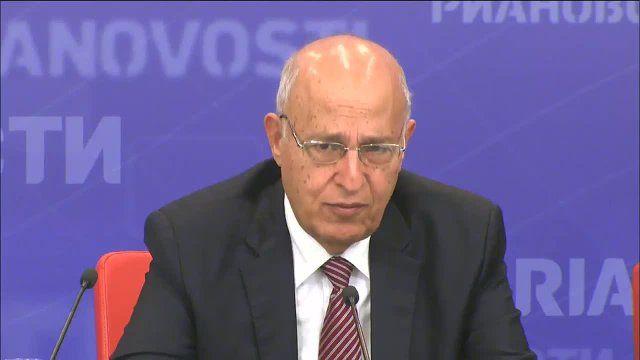 Azeri Sahar Tv| Пресс-конференция делегации Государства Палестина |