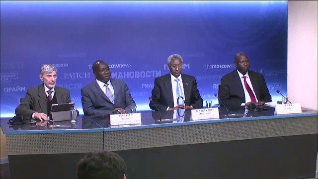 Azeri Sahar Tv | События в Найроби: оценка послов африканских государств в Москве |