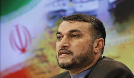 Azeri Sahar Tv | Пресс-конференция заместителя министра иностранных дел Ирана