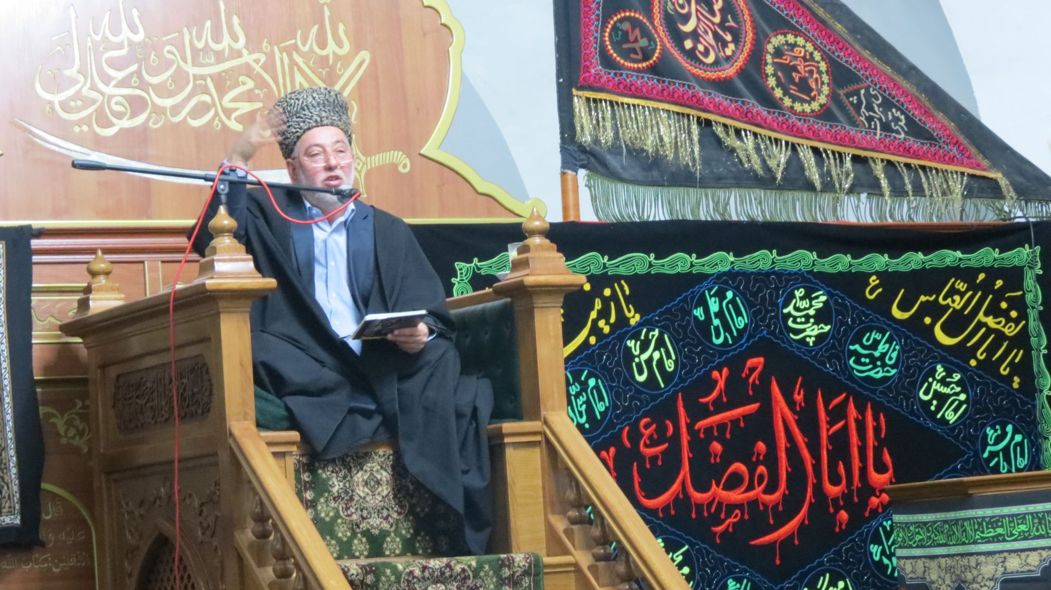 Azeri Sahar Tv | День Арбаин - сороковой день мученической смерти Хусейна в Дербенте |