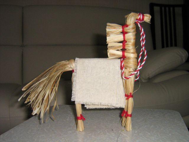 Кукла-оберег Солнечный конь - Тридевятое Царство