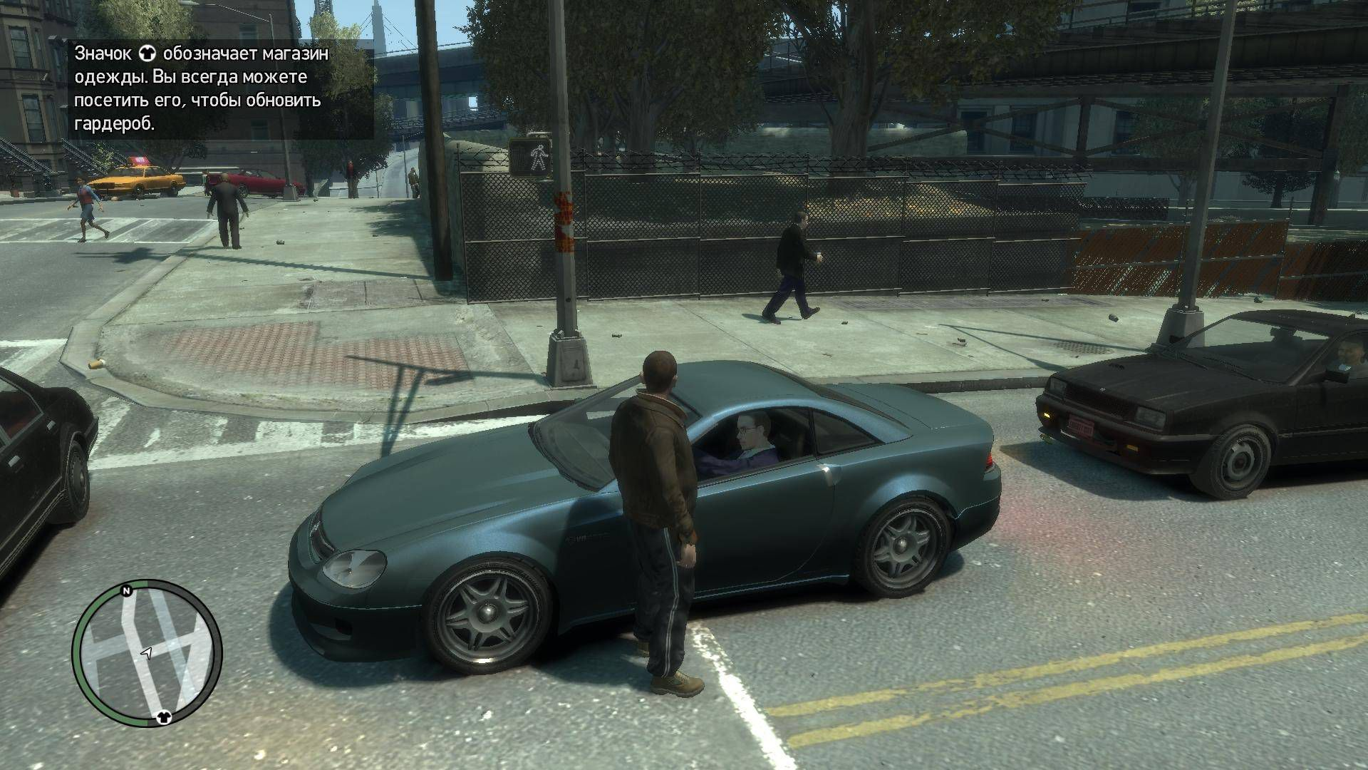 GTA / Grand Theft Auto IV (2008) PC