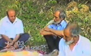 Bu gün vəfat edən siyasətçi ilə Elçibəyin videosu yayıldı (Video)