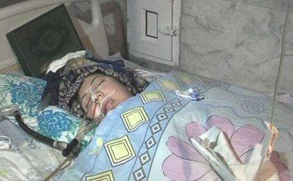 Komaya düşən qadın öldü - Həkim terroru