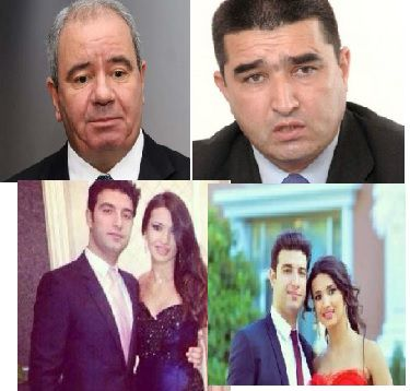 Əli Abbasov oğluna toy etdi-ÖZƏL