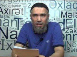"""""""Qamət Süleymanov İslama və müsəlmana yaraşmayan vasitələrə əl atır"""""""