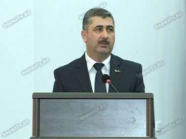 Gəncə Dövlət Universitetinin keçmiş rektoru bəyanat yaydı