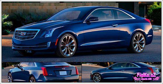 Cadillac kupeyə çevrildi