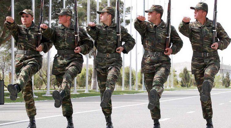 Ordumuz döyüş hazırlığı vəziyyətinə gətirilib – Rəsmi