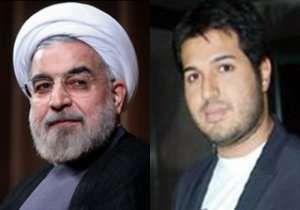 İran prezidenti Rza Zərrabın həbsindən danışdı