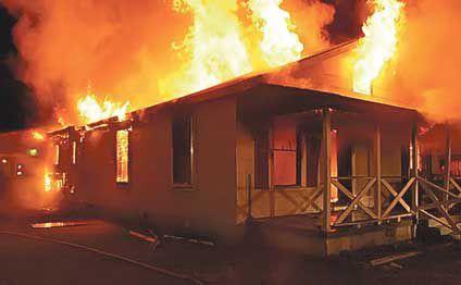 Bakıda bir gecədə 3 ev yandı