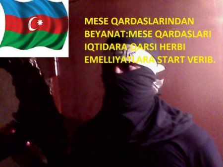 İki terror təşkilatı Azərbaycana qarşı
