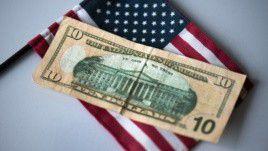 ABŞ dolları qalxır...