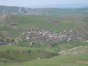 Mal-qarası İranda otlayan Azərbaycan kəndi...