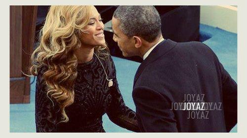 Obama və Beyonce sevgilidirlər?