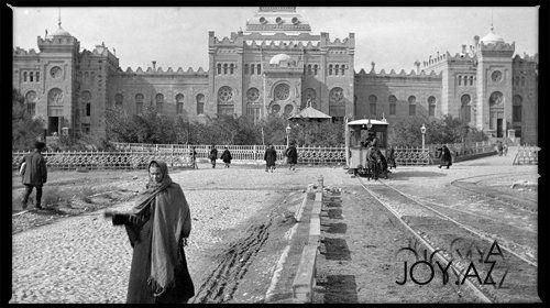 Bakı 1890-cı ildə