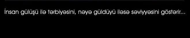 Nə zaman imkansızı sevərsən, bax o zaman gərçək sevərsən.