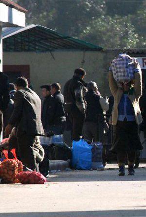 İran Astarası gömrüyündən kartof qadağası
