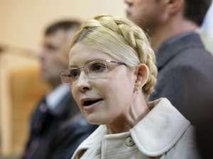 Yuliya Timoşenko azadlıqda