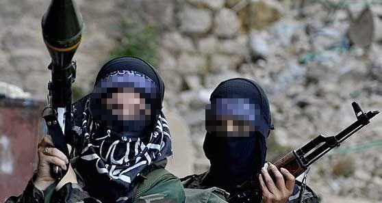 ŞOK: İki azərbaycanlı bacı uşaqlarını da götürüb Suriyaya getdi...