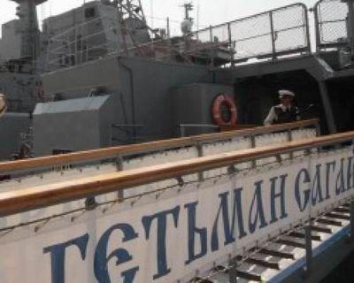 Ukraynanın ən böyük savaş gəmisi ələ keçirildi